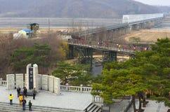 :自由桥梁 免版税库存照片