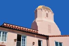 :La巴伦西亚旅馆 免版税库存图片