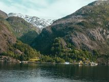 Norway - Akrafjorden stock photos