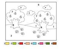 δάσος 65 παιχνιδιών Στοκ εικόνες με δικαίωμα ελεύθερης χρήσης