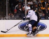 Δάχτυλο του Jeff, Τορόντο Maple Leafs Στοκ Εικόνες