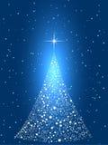 δέντρο αστεριών Στοκ Εικόνες