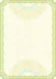 δίπλωμα που χαράσσεται Στοκ Εικόνες