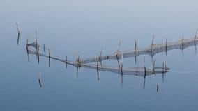 Δίχτυα του ψαρέματος Στοκ Εικόνες