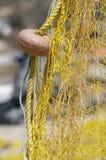 Δίχτυα του ψαρέματος Στοκ εικόνες με δικαίωμα ελεύθερης χρήσης