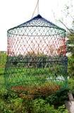 Δίχτυ του ψαρέματος και εύκολο μετακινούμενο κείμενο. Στοκ φωτογραφία με δικαίωμα ελεύθερης χρήσης