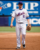 Δαβίδ Wright, New York Mets Στοκ φωτογραφία με δικαίωμα ελεύθερης χρήσης