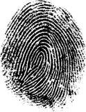 δακτυλικό αποτύπωμα 8 Στοκ εικόνα με δικαίωμα ελεύθερης χρήσης
