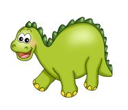 δεινόσαυρος Στοκ εικόνα με δικαίωμα ελεύθερης χρήσης