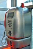 Δημόσιο τηλέφωνο Στοκ Εικόνα