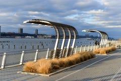 Διάβαση πεζών εθνικών οδών δυτικών πλευρών, πόλη της Νέας Υόρκης Στοκ Εικόνα