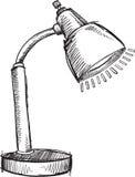 Διάνυσμα λαμπτήρων Doodle Στοκ εικόνες με δικαίωμα ελεύθερης χρήσης