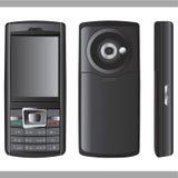 διάνυσμα κινητών τηλεφώνων Στοκ φωτογραφία με δικαίωμα ελεύθερης χρήσης