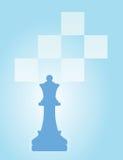 διάνυσμα σκακιού Στοκ Εικόνα
