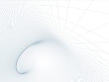 διάστημα οθόνης γραμμών πο&upsil Στοκ Εικόνα