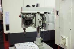Διάτρυση machin Στοκ Φωτογραφία