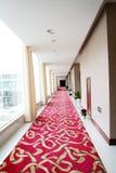 διάδρομος μακρύς Στοκ εικόνες με δικαίωμα ελεύθερης χρήσης