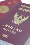 Διαβατήριο της Ταϊλάνδης Στοκ φωτογραφία με δικαίωμα ελεύθερης χρήσης