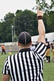 Διαιτητής ράγκμπι Στοκ φωτογραφία με δικαίωμα ελεύθερης χρήσης