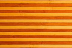 διακοσμητικά slats ξύλινα Στοκ Εικόνες