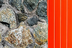 Διακοσμητικός φράκτης 10 Στοκ Εικόνα