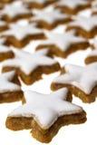 Διακόσμηση μπισκότων Στοκ εικόνα με δικαίωμα ελεύθερης χρήσης