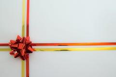 Διακόσμηση δώρων Στοκ Εικόνα