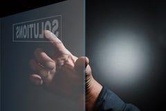 διαλύματα Στοκ εικόνες με δικαίωμα ελεύθερης χρήσης