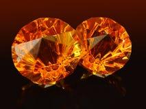 διαμάντια ΙΙ Στοκ Εικόνες