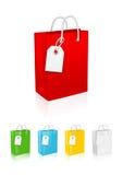 Τσάντα αγορών Στοκ φωτογραφίες με δικαίωμα ελεύθερης χρήσης