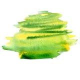 Διανυσματική εικόνα Watercolor Στοκ Εικόνα