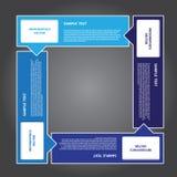 Διανυσματική εργασία, αφηρημένη ετικέττα φυσαλίδων για το σχέδιο και δημιουργική εργασία Στοκ Εικόνα