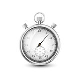 Διανυσματικό χρονόμετρο με διακόπτη Στοκ εικόνες με δικαίωμα ελεύθερης χρήσης