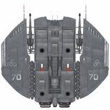 Διαστημόπλοιο Στοκ Εικόνα