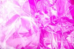 Διαφανές φύλλο αλουμινίου Στοκ εικόνα με δικαίωμα ελεύθερης χρήσης