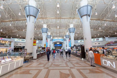 Διεθνής αερολιμένας του Κουβέιτ Στοκ Εικόνες