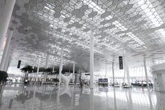 Διεθνής αερολιμένας Bao'an Στοκ φωτογραφία με δικαίωμα ελεύθερης χρήσης