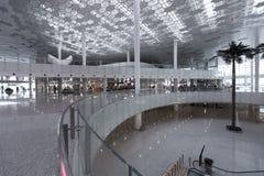 Διεθνής αερολιμένας Bao'an Στοκ εικόνα με δικαίωμα ελεύθερης χρήσης