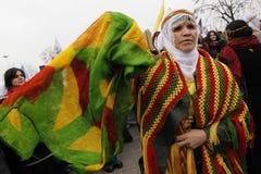 διεθνείς s γυναίκες ημέρας Στοκ Φωτογραφία