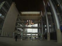Δικαστήριο του George Deukmejian κυβερνητών στο Λονγκ Μπιτς Στοκ φωτογραφία με δικαίωμα ελεύθερης χρήσης