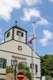Δικαστήριο Philipsburg Στοκ Εικόνες