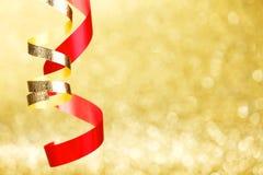 Διπλό χρυσό κτύπημα Στοκ φωτογραφία με δικαίωμα ελεύθερης χρήσης