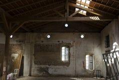 Δομή αποκατάστασης Στοκ εικόνα με δικαίωμα ελεύθερης χρήσης