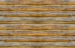 Αρχαίος ξύλινος τοίχος Στοκ Φωτογραφίες