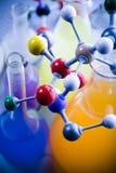 δομή DNA Στοκ φωτογραφίες με δικαίωμα ελεύθερης χρήσης