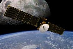 δορυφόρος επικοινωνία&sigmaf Στοκ φωτογραφίες με δικαίωμα ελεύθερης χρήσης