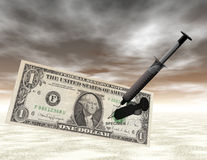 Δολάριο Στοκ Εικόνα
