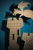 Δράκος Στοκ φωτογραφία με δικαίωμα ελεύθερης χρήσης