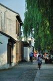 Δρόμος Pingjiang Στοκ εικόνες με δικαίωμα ελεύθερης χρήσης