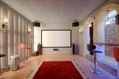 δωμάτιο μέσων Στοκ Φωτογραφίες